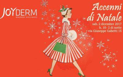 """""""Accenni di Natale"""" con JoyDerm!"""