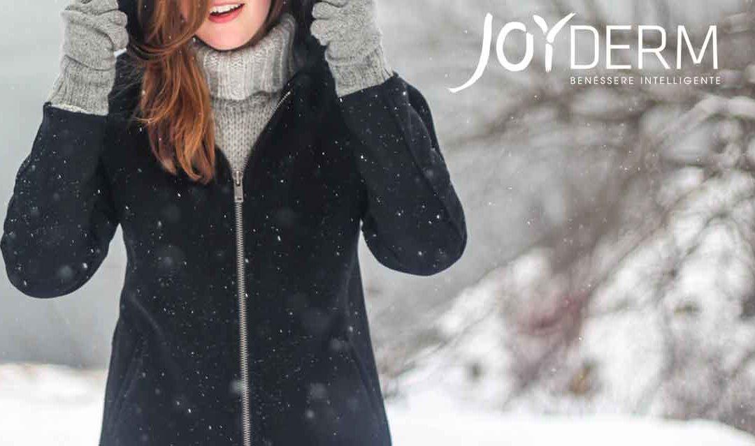 Difendere la pelle dagli effetti del freddo