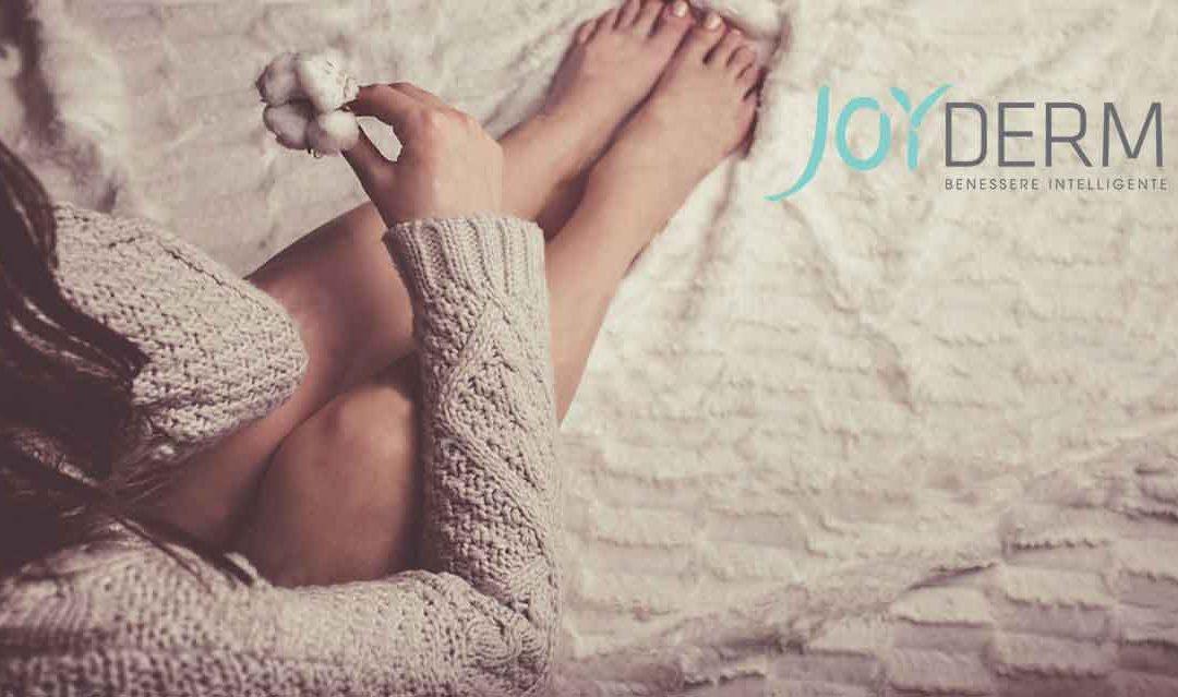 Una pelle del corpo perfetta anche in inverno con JoyDerm