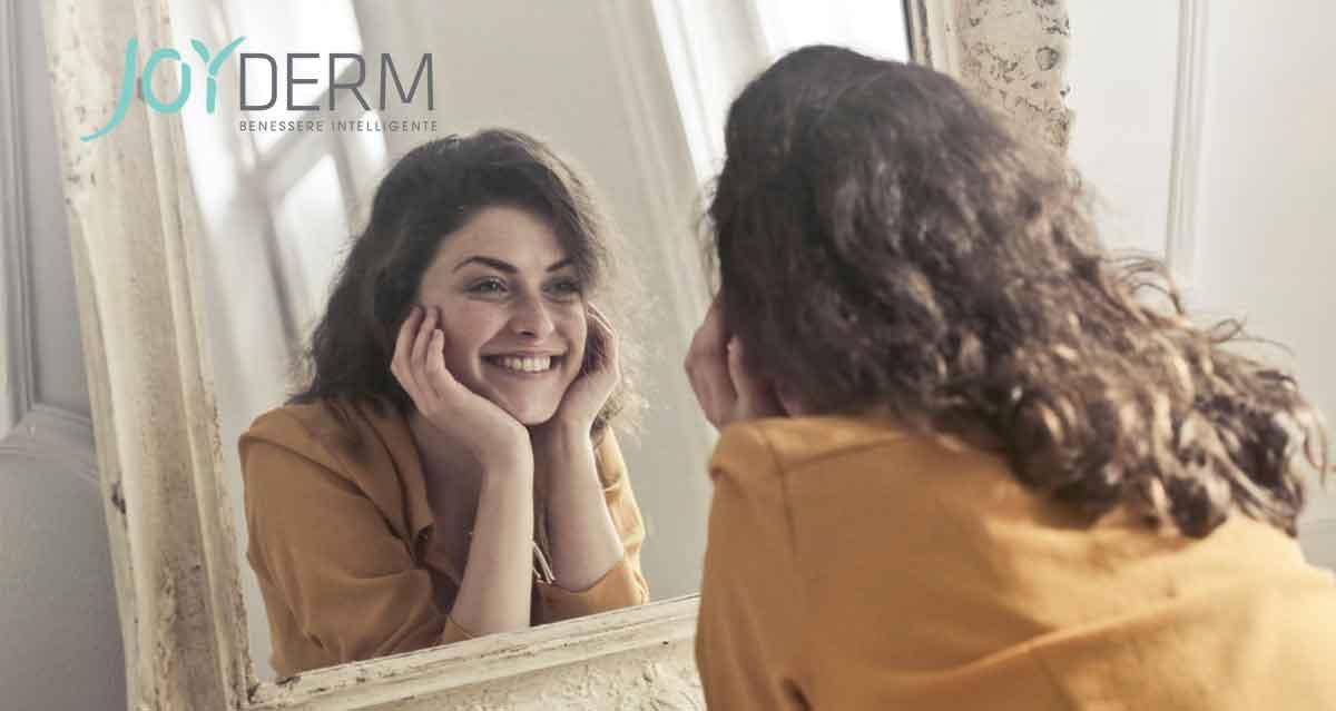 Relazione tra pelle e cervello