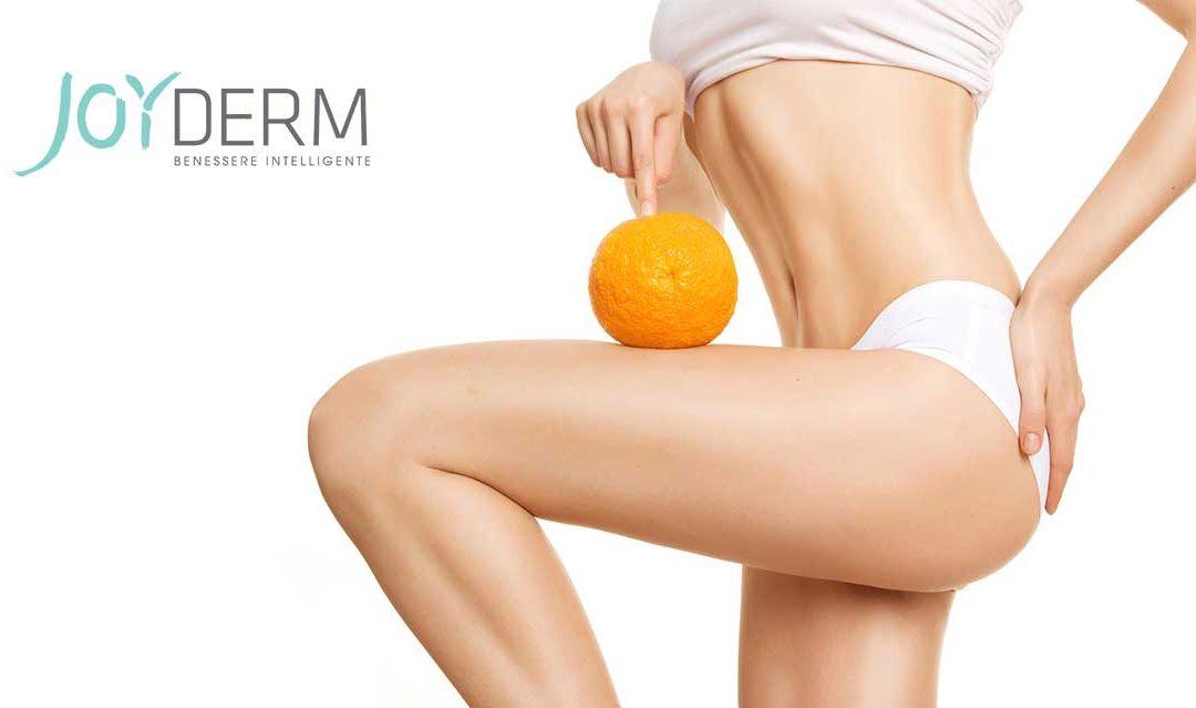 eliminare la cellulite e la buccia d'arancia