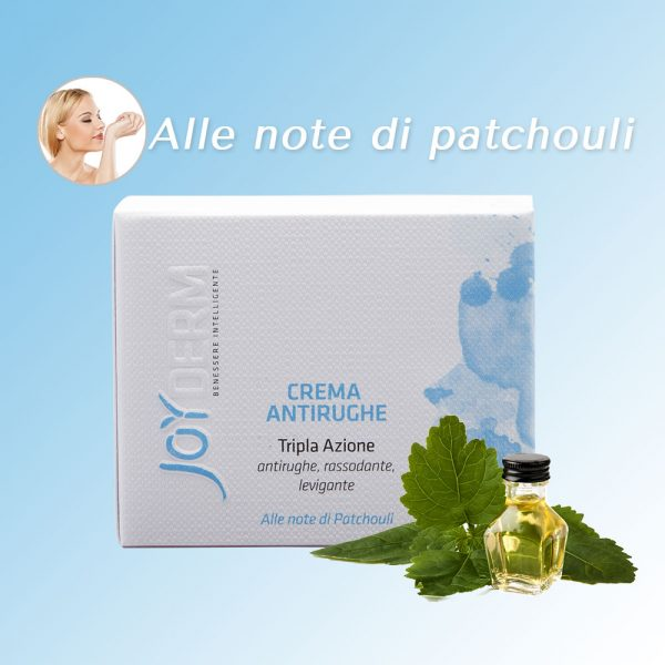 Crema Antirughe Note Patchouli